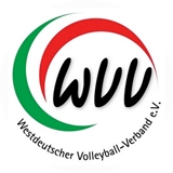 Westdeutscher Volleyball Verband  Logo