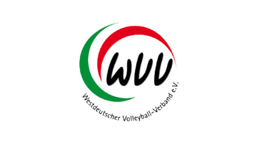 Foto: Logo Westdeutscher Volleyball Verband