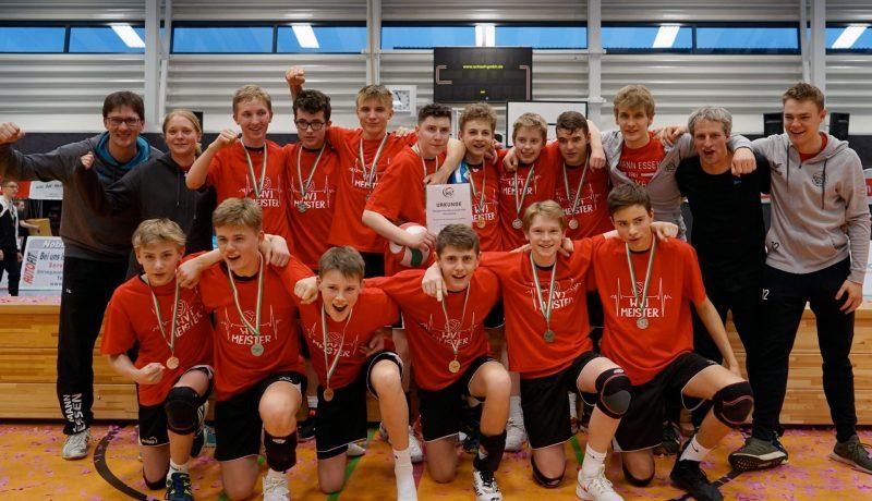 Foto: Westdeutsche Meisterschaft U16 2020