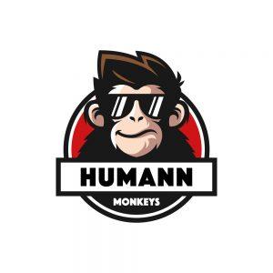 Logo Humann Monkeys