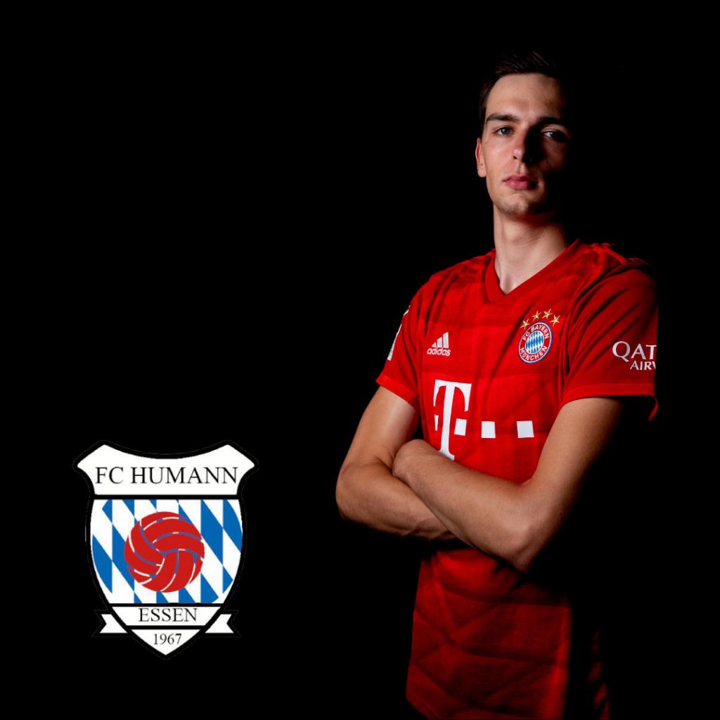 Foto: #15 Simon Schröder mit FC Bayern Humann