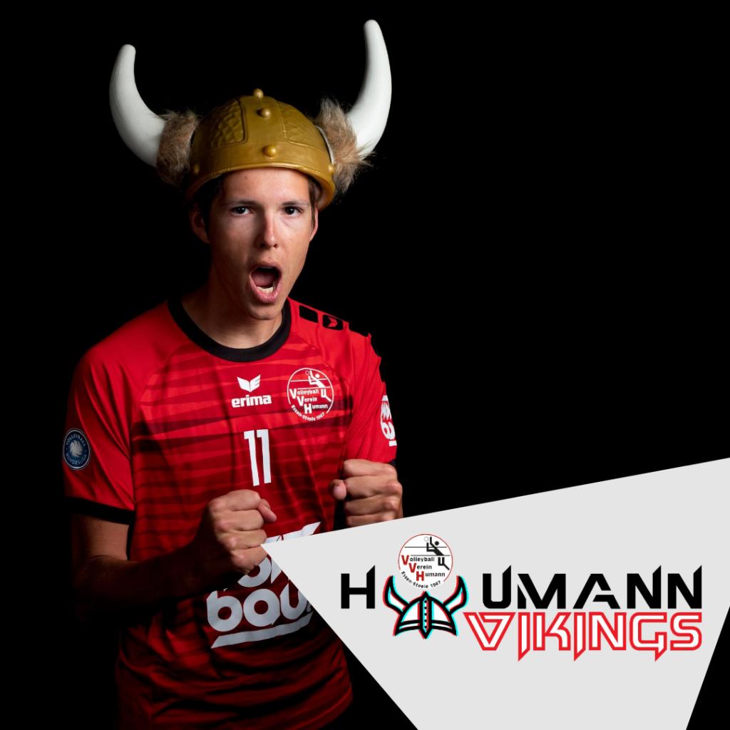 Foto: #16 Niklas Held mit Humann Vikings
