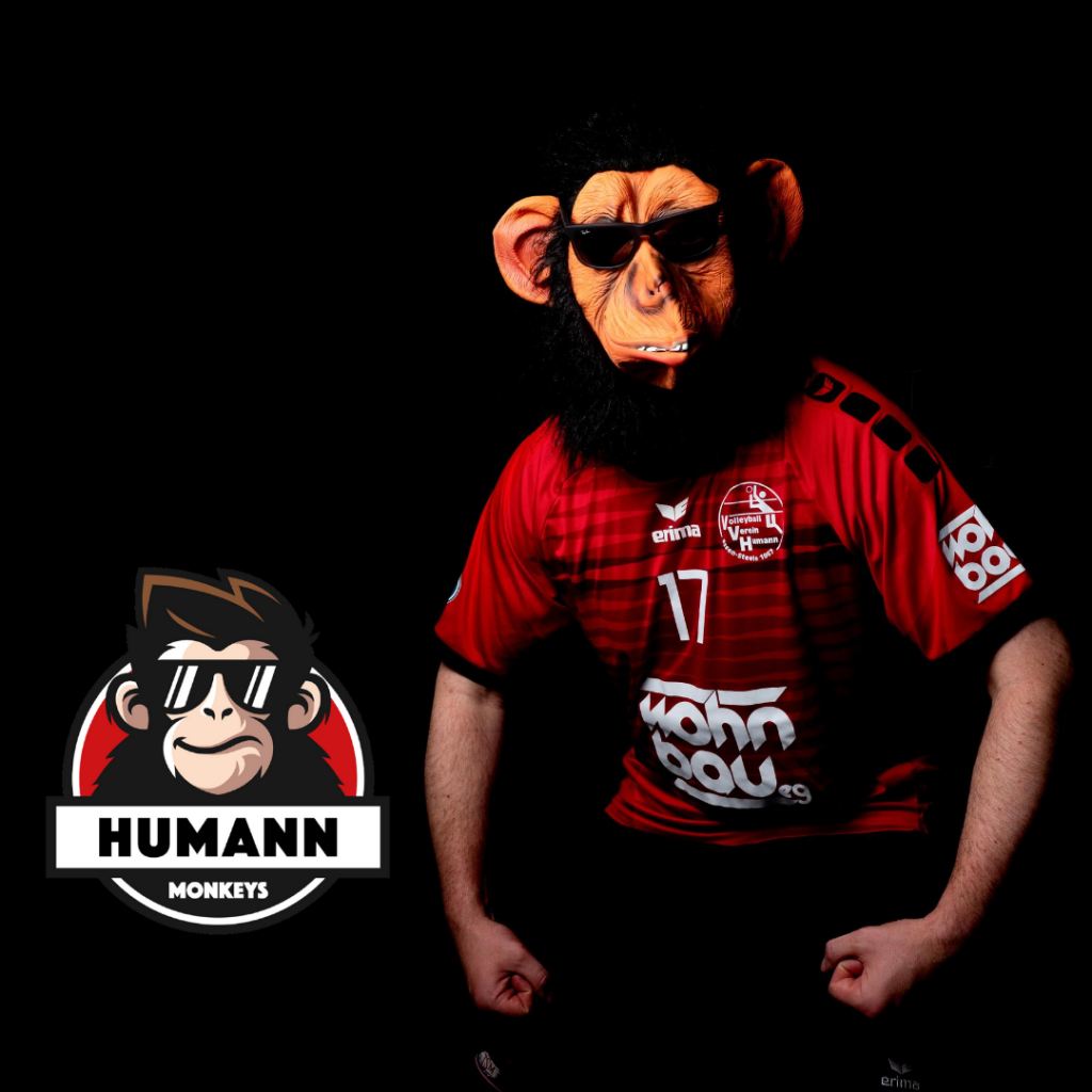 Foto: #21 Jens Bräkling mit Humann Monkeys