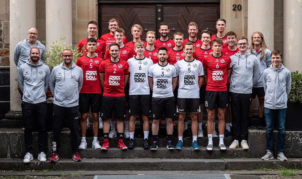 Foto: Teambild der 1. Mannschaft