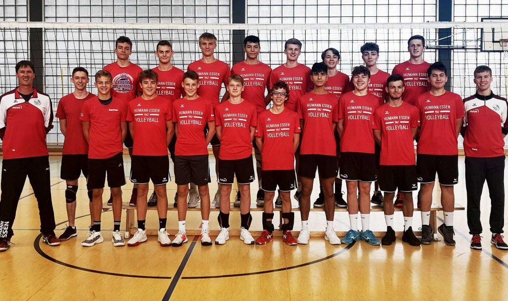 Teamfoto der 5. Herren Saison 2020/2021